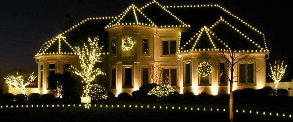 Holiday Lighting Installation | Seattle Event Lighting