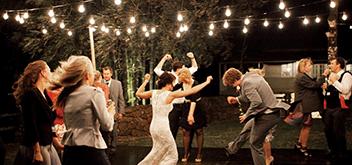 Seattle Event Lighting | Wedding & Event Light Rentals