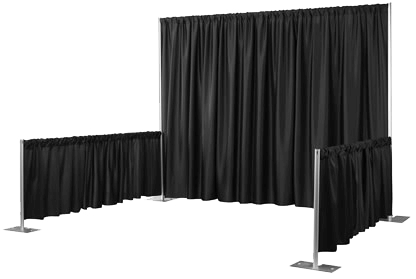 Seattle Event Lighting offers DIY pipe u0026 drape rentals as well as complete installation services. With transparent pricing best in class frames ...  sc 1 st  Seattle Event Lighting & Pipe And Drape Rentals | Instant Quote azcodes.com