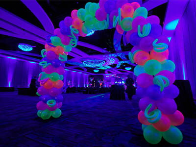 Party & Dance Light Rentals
