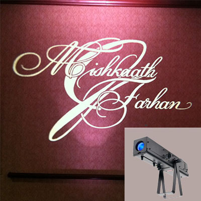 HD-Gobo-Projector-Rental